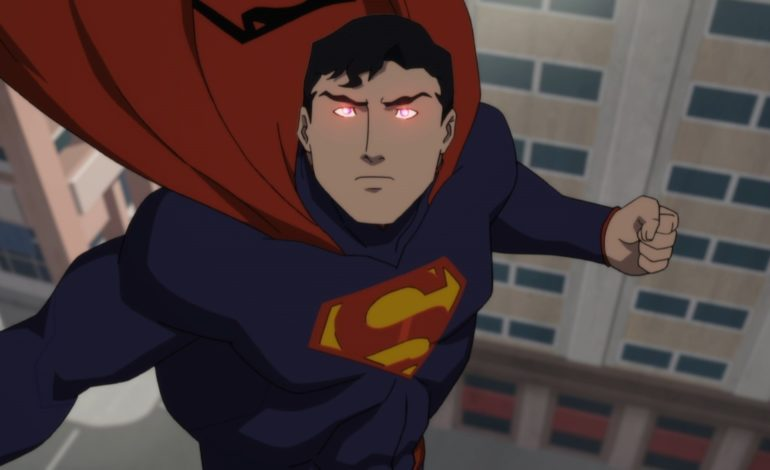 "Two Animated Superman Movies Announced Including ""Superman: Red Son"" and ""Superman: Man of Tomorrow"""