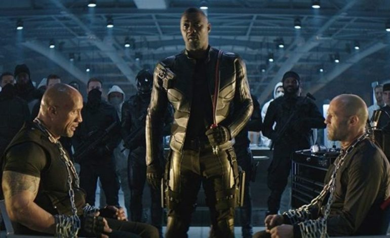 Movie Review: 'Fast & Furious Presents: Hobbs & Shaw'