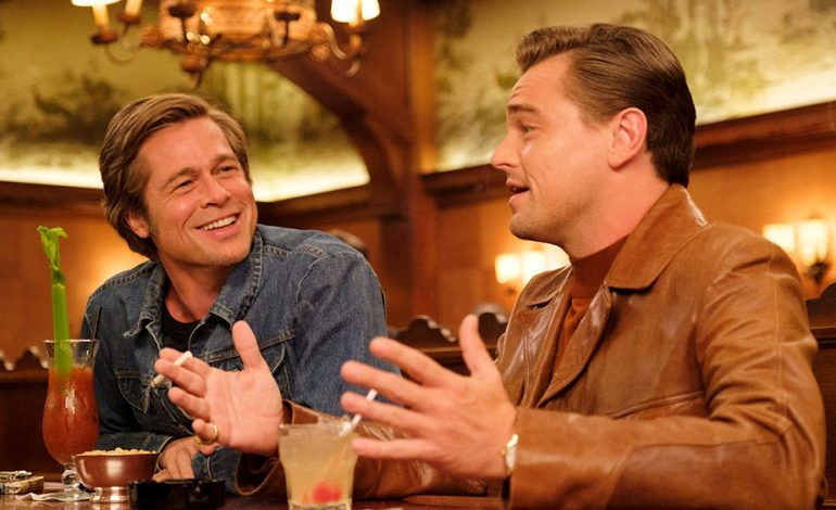 Projections Put Tarantino's 'Once Upon a Time in Hollywood' at $30M Box Office Opening Weekend