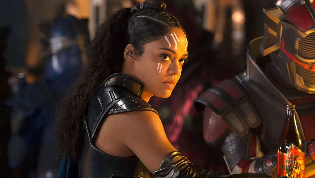 Tessa Thompson's Valkyrie Will Be Marvel's First LGBT Superhero