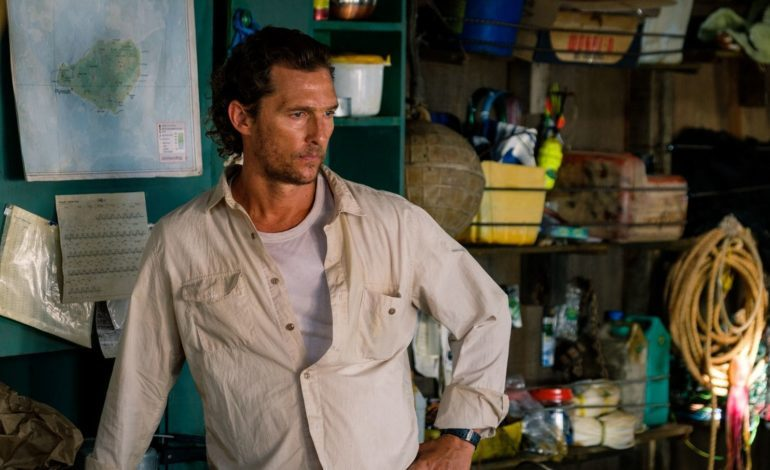 University of Texas Welcomes Newest Faculty Member: Matthew McConaughey