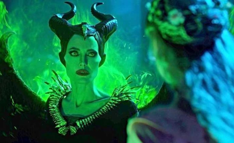 New Poster for 'Maleficent: Mistress of Evil' Drops