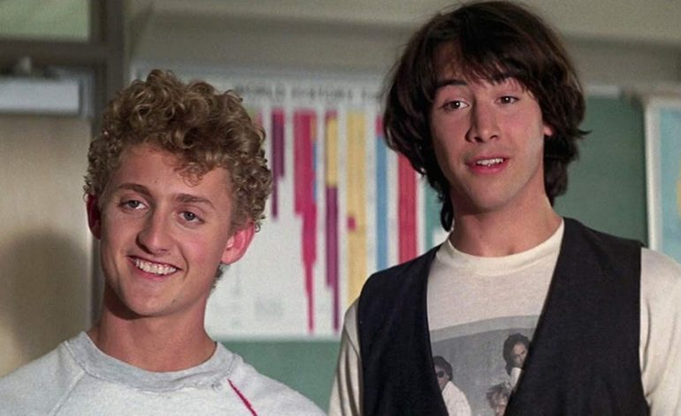 Filming Wraps Up for 'Bill & Ted Face The Music'