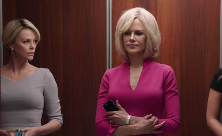Lionsgate Releases Uncomfortably Tense Trailer for Fox News Drama 'Bombshell'