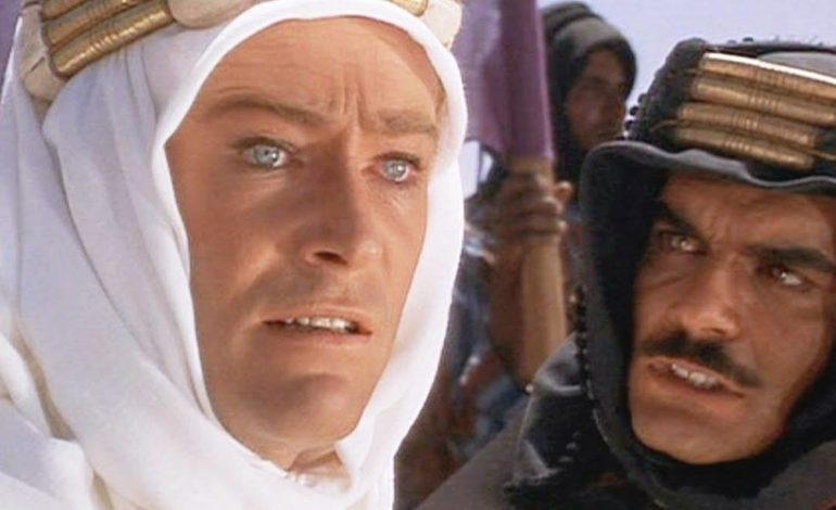 15 Best Travel Movies To Inspire A Bucket List; Lawrence of Arabia