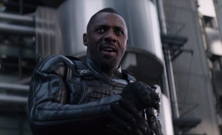 Idris Elba Says Racist Scenes Should Not Be Censored, But Should Come With Warning