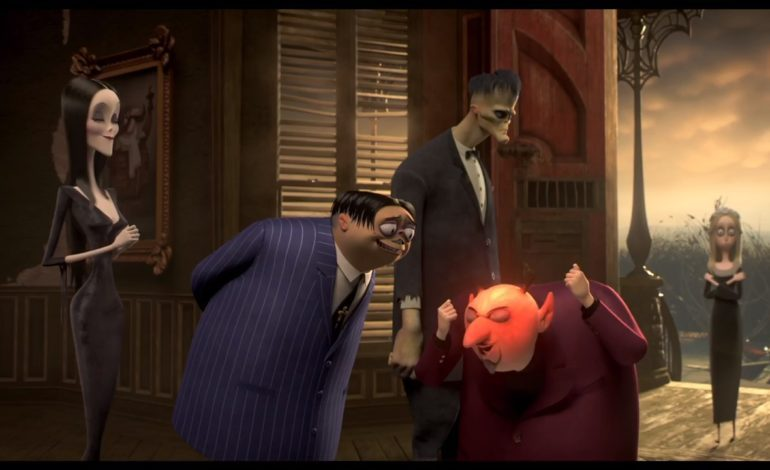 Snap Your Fingers for the Latest 'Addams Family' Animated Movie Trailer