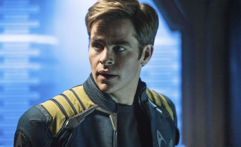 Chris Pine to Play Walter Cronkite in 'Newsflash,' And That's the Way it Is