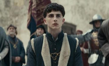 First Poster Revealed for Netflix's 'The King,' starring Timothée Chalamet
