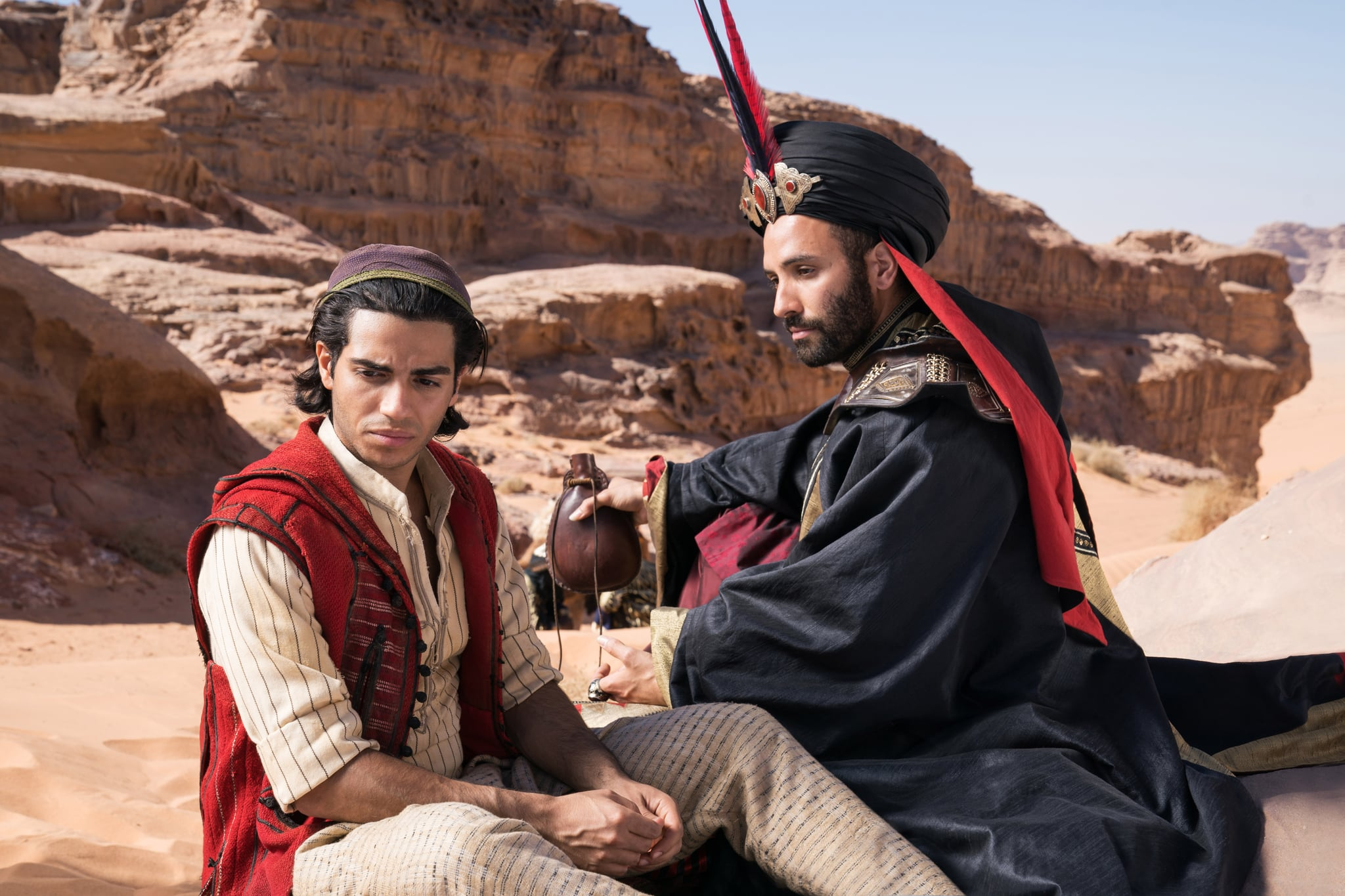 Disney Considering Live Action 'Aladdin' Sequel