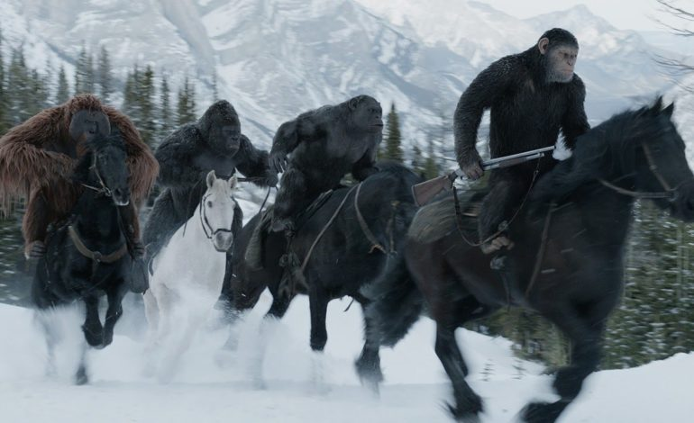Disney Potentially Resurrecting the 'Planet of the Apes' Franchise