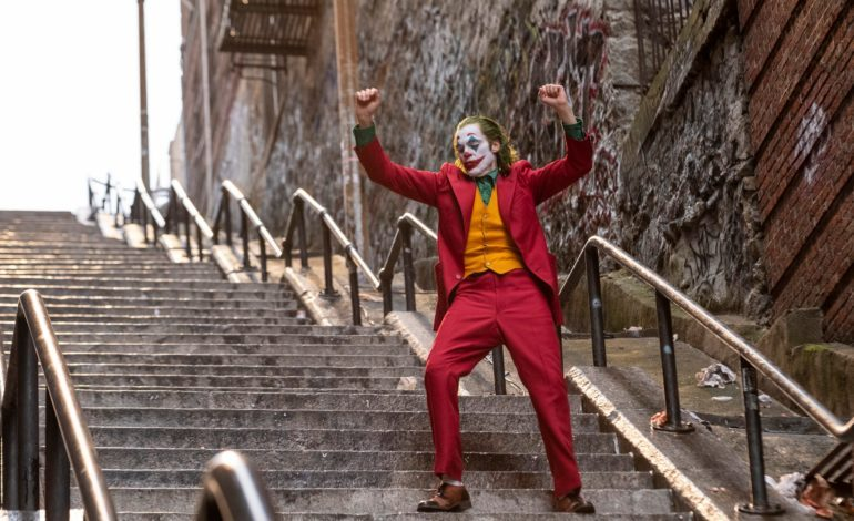 'Joker' Becomes Big Winner at Venice Film Festival