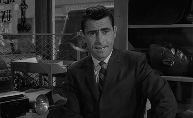 "Rod Serling, Creator of ""Twilight Zone,"" is Getting a Biopic"
