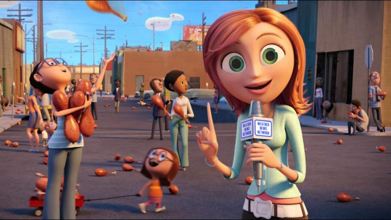 A Delicious Celebration Cloudy With A Chance Of Meatballs 10 Years Later Mxdwn Movies