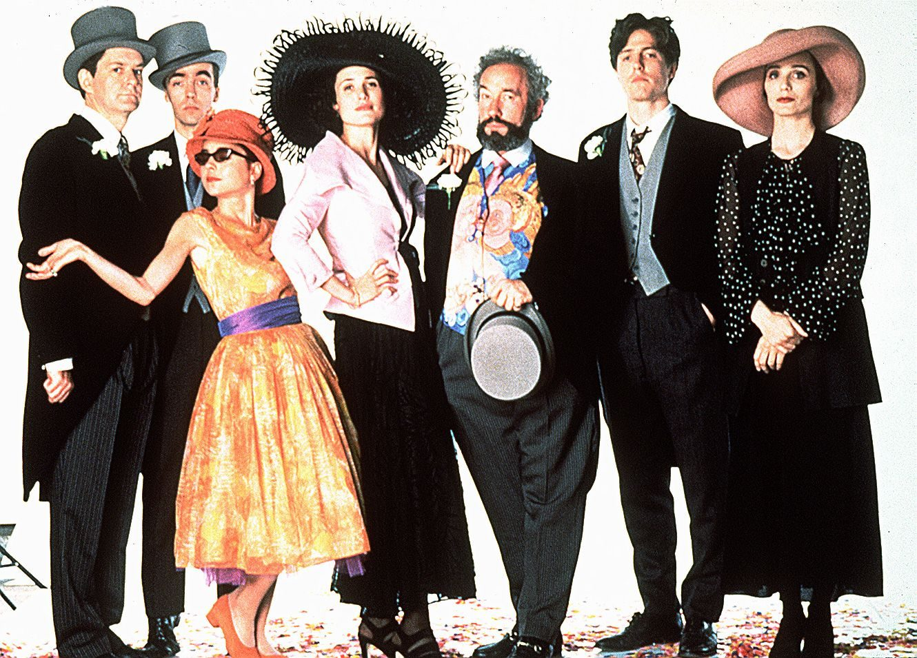 'Four Weddings and a Funeral' at Twenty-Five: A Look Back