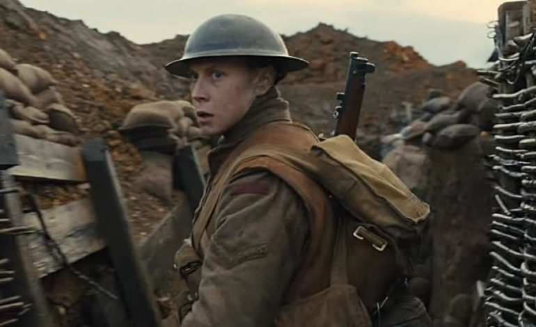 '1917' to Depict World War I in One Take in Real Time