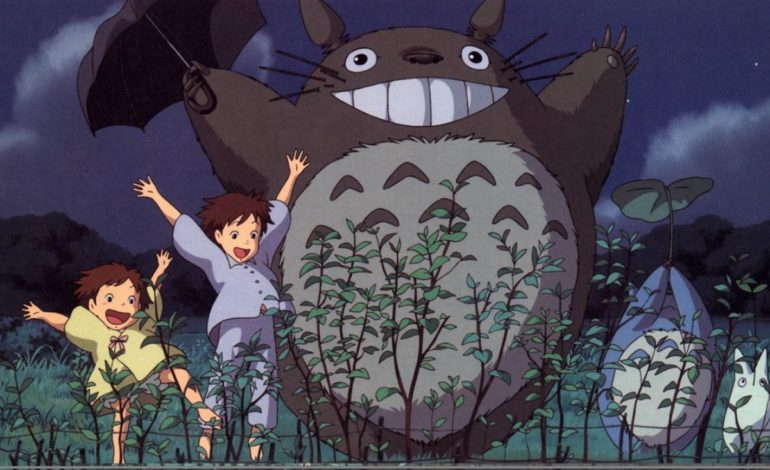 Films from Studio Ghibli to be Featured on HBO Max