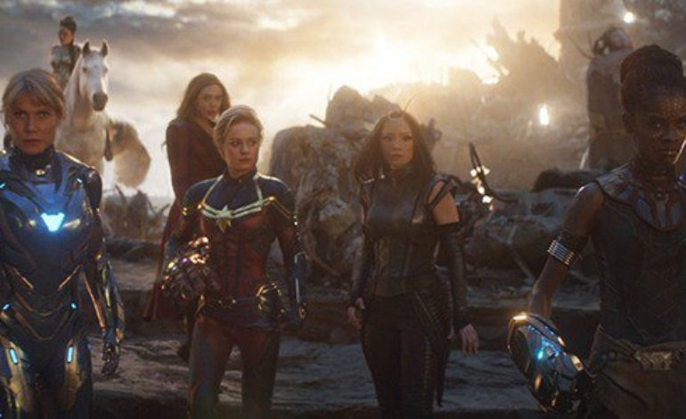 Brie Larson Says Women of Marvel Want All-Female Film