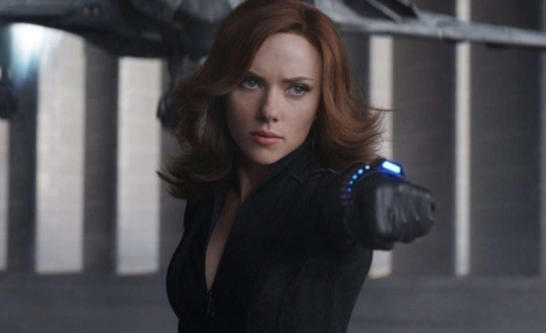 Scarlett Johansson Hints at Franchise Potential for 'Black Widow'