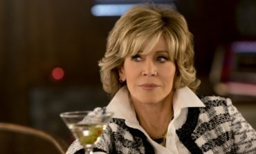 Jane Fonda Accepts BAFTA Award in the Middle of Arrest Protesting Climate Change