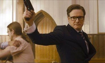 Amoral Meme Video Based on Church Massacre Scene From 'Kingsman' Showing Fake Trump Shooting Media Outlets Shown At His Resort
