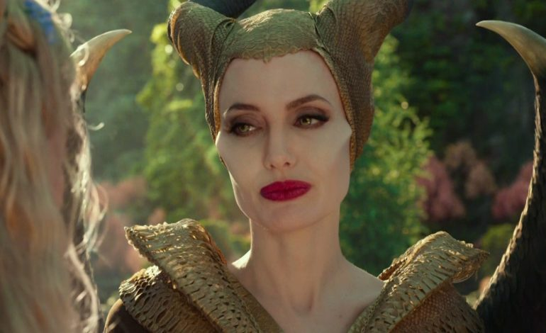 Maleficent Mistress Of Evil Takes First At Box Office But