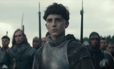 See Timothée Chalamet and Robert Pattinson Face Off in Final Trailer for Netflix's 'The King'