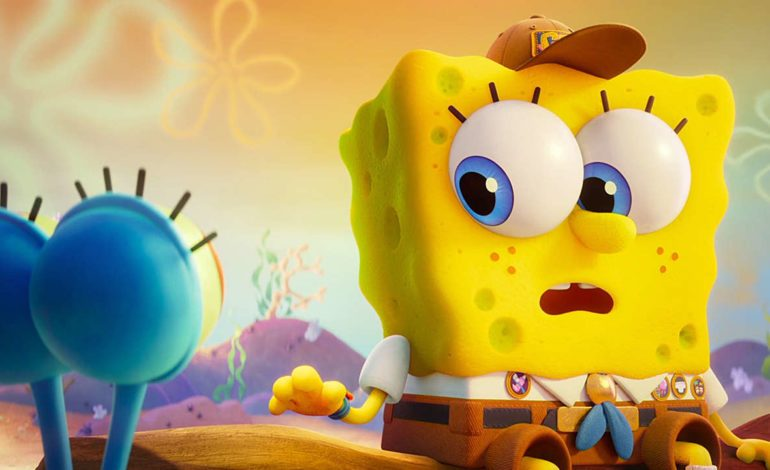 Trailer Released for the Third Spongebob Movie 'Sponge on the Run'