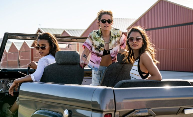 Movie Review – 'Charlie's Angels'