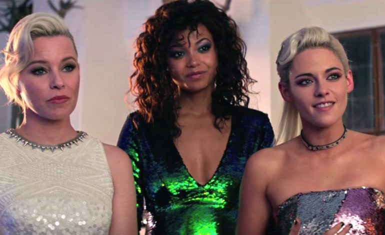 'Charlie's Angels' Loses First Spot at Box Office to 'Ford v. Ferrari'