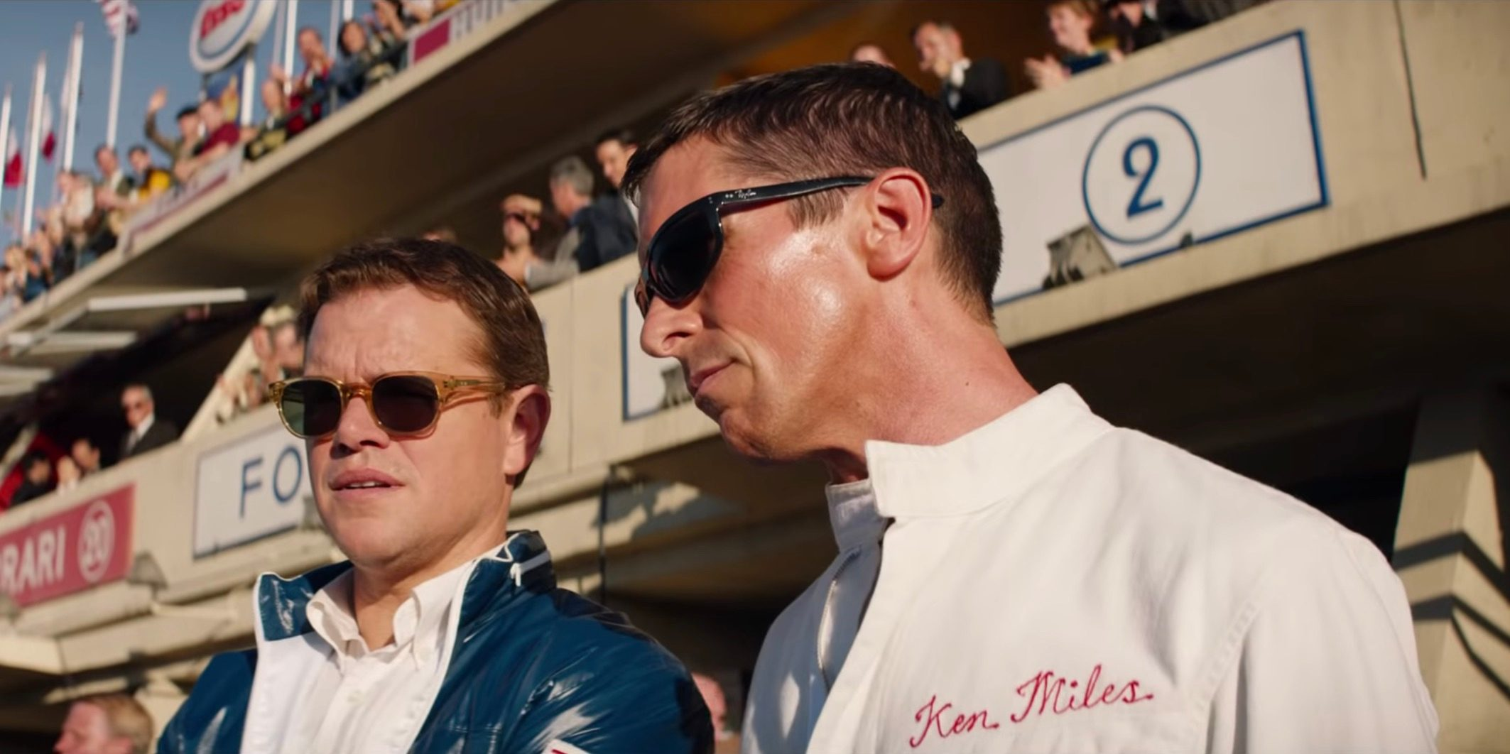 Movie Review - 'Ford v Ferrari'