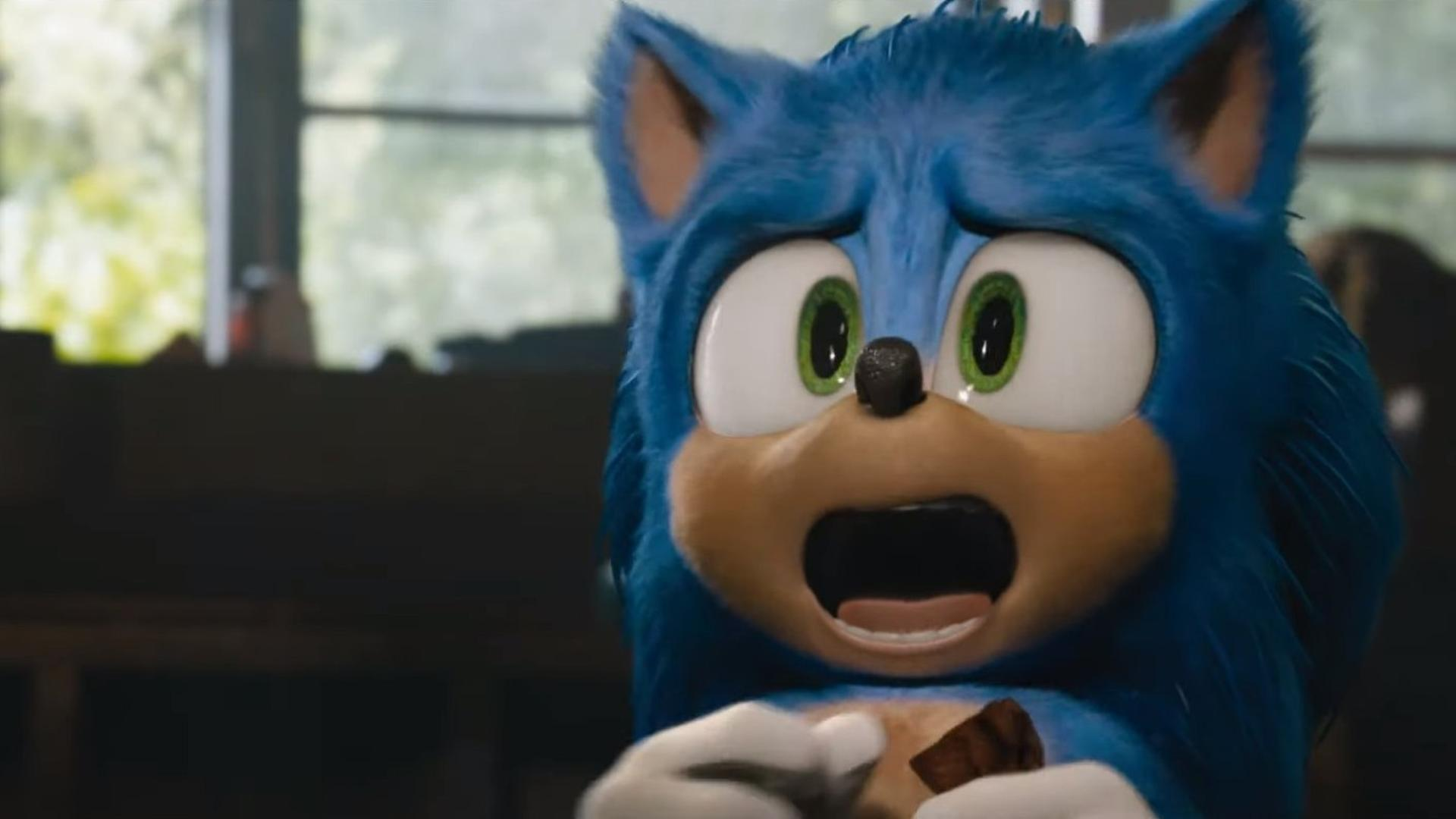 New Trailer for 'Sonic the Hedgehog' Features Vastly Improved Redesign