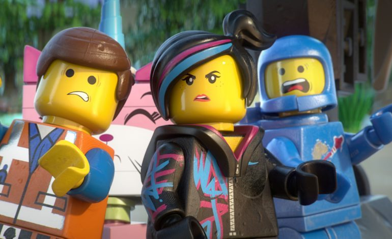 Universal Seeks Rights Acquisition of 'Lego Movie' Franchise