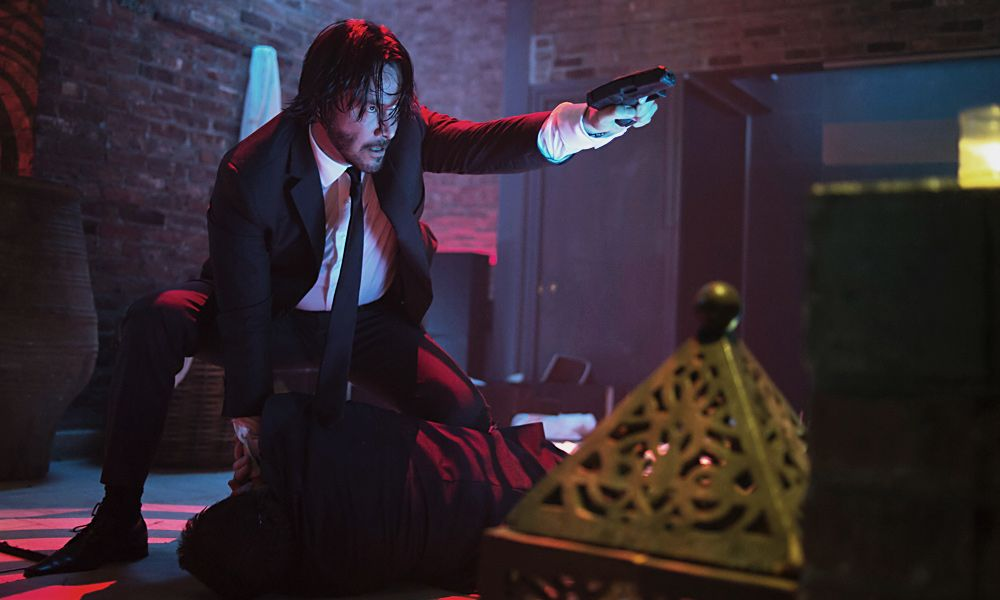 'John Wick 5' In The Works And To Be Shot Back to Back With Fourth Installment
