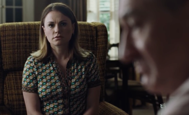 "Anna Paquin ""Excited"" About 'Irishman' Role Despite Only Speaking Seven Words"