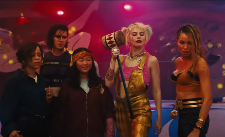 New 'Birds of Prey' Teaser Debuts at The Game Awards 2019