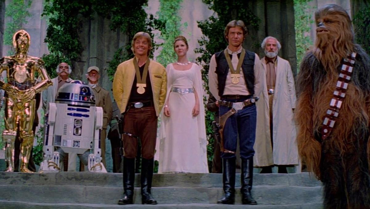 Looking Back On The Production And Impact Of Star Wars Episode Iv A New Hope Mxdwn Movies