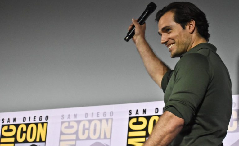 Henry Cavill to Star in Upcoming Film 'The Rosie Project'