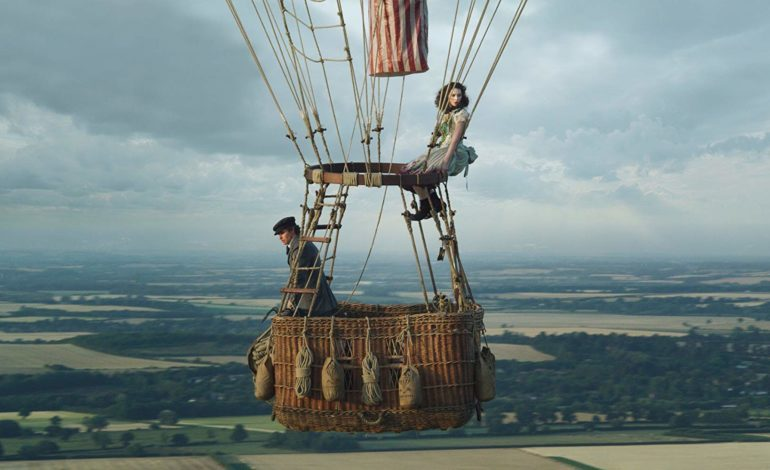 Movie Review – 'The Aeronauts'