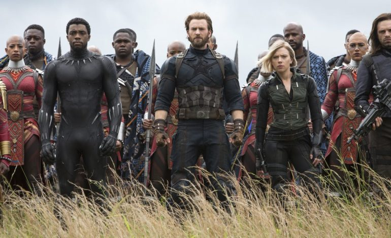 Netflix to Remove 'Avengers: Infinity War' In a Week