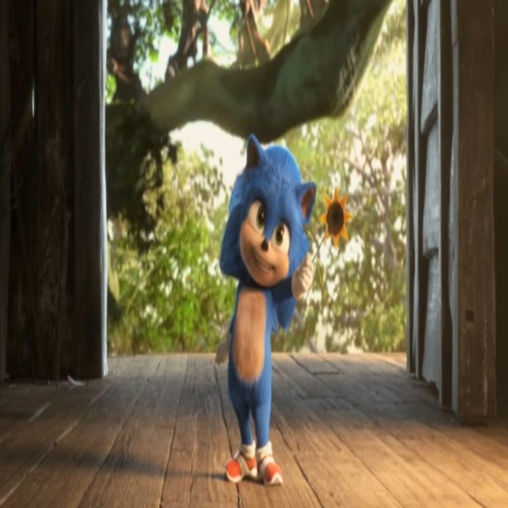 Japanese Ad For Sonic The Hedgehog Introduces Baby Sonic Mxdwn Movies