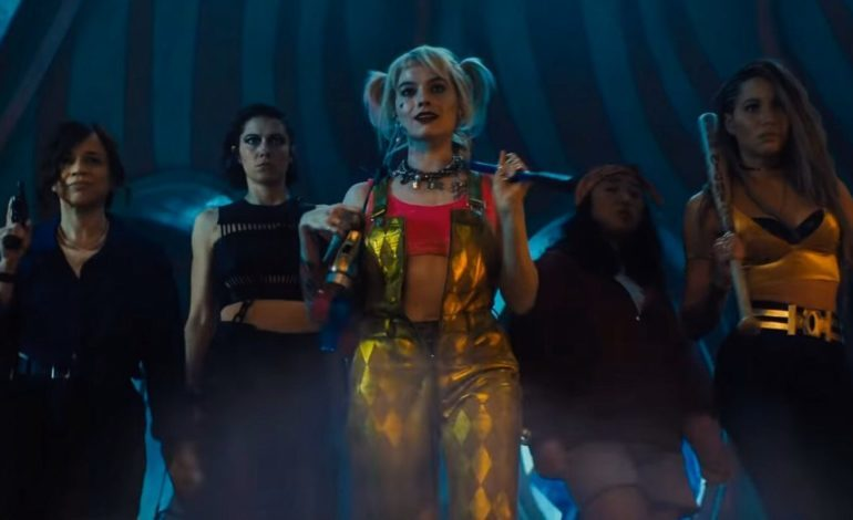 'Birds of Prey' Receives An R-Rating
