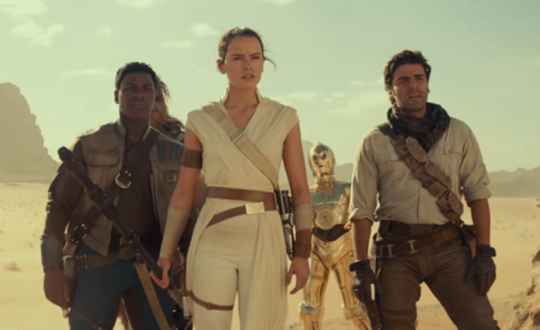 'Rise of Skywalker' On Its Way to Surpassing 'The Last Jedi' at the Box Office