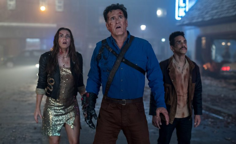 Sam Raimi Interested In Developing A New 'Evil Dead' Film With Bruce Campbell