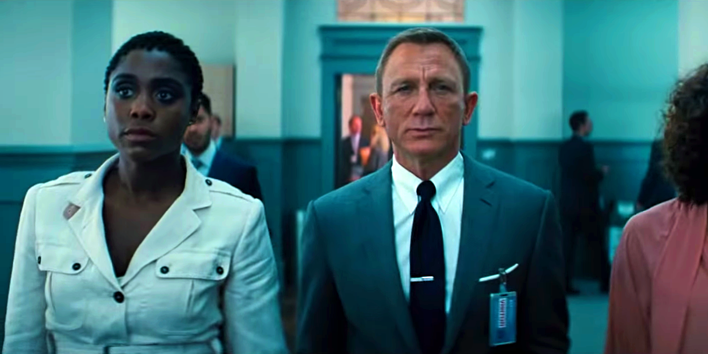 'No Time To Die' Likely to Break Bond Franchise Record for Opening Weekend Box Office