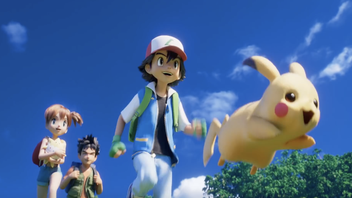'Pokémon: Mewtwo Strikes Back' CGI Remake Gets New Trailer and American Release for Netflix