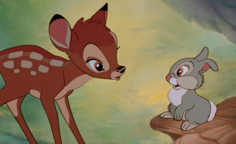 Remake of Disney Animated Classic 'Bambi' in the Works