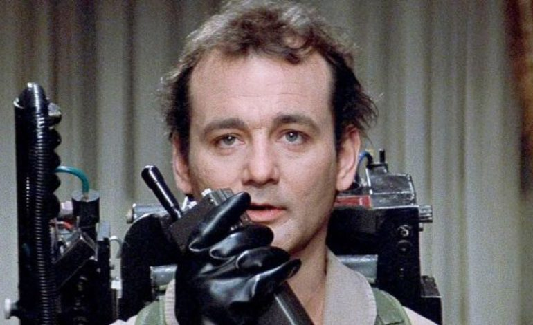 Bill Murray Confirms His Return to the Ghostbusters Franchise in 'Ghostbusters: Afterlife'