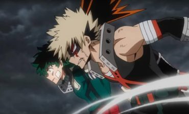 "English Trailer for ""My Hero Academia: Heroes Rising"" Released"
