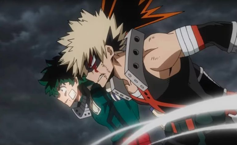 English Trailer For My Hero Academia Heroes Rising Released Mxdwn Movies